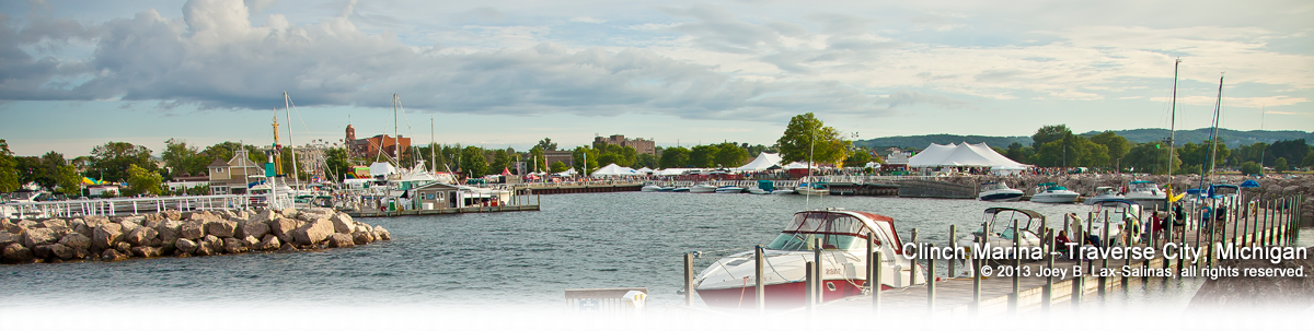 Clinch Marina - Buy Traverse City Photos