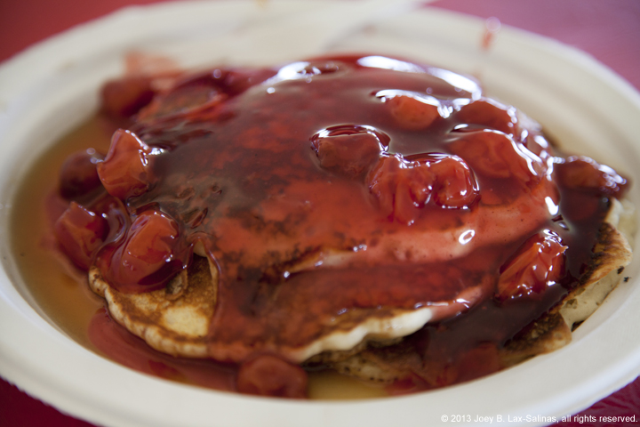 National Cherry Festival Pancake Breakfast