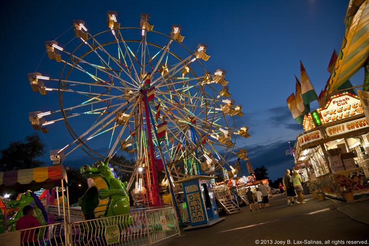 National Cherry Festival Carnival