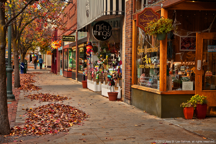 Fall Photos in Traverse City