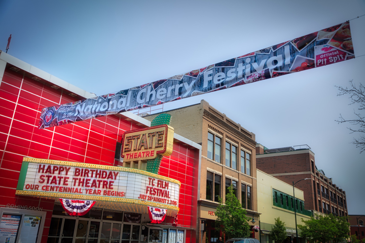 2015 National Cherry Festival Banner